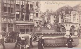 Antwerpen,  Anvers, 1923, Juwelenstoet, België (pk49326) - Antwerpen
