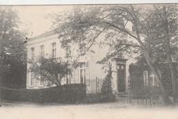 Calmpthout ,Villa , Kasteel ,( Fotokaart 1907 ) Die Achterkant - Kalmthout