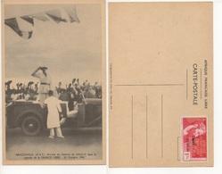BRAZZAVILLE Arrivée Du Général De Gaulle Dans La Capitale De La France Libre#59 - Brazzaville