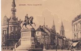 Antwerpen,  Anvers, Statue Leopold Ier (pk49335) - Antwerpen
