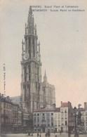 Antwerpen,  Anvers, Groote Markt En Hoofdkerk (pk49338) - Antwerpen