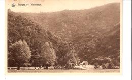 Les Gorges De L'Hermeton (Hastière)-1942--oblitération Hastière-Lavaux-Edit.A.Dumont,photographe, Hastière - Hastière