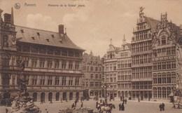 Antwerpen,  Anvers, Maisons De La Grand Place (pk49342) - Antwerpen
