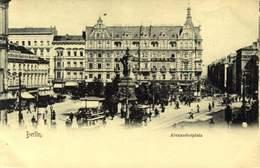 BERLIN / ALEXANDERPLATZ / A 194 - Deutschland