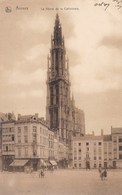 Antwerpen,  Anvers, La Flèche De La Cathédrale (pk49346) - Antwerpen