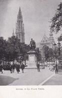 Antwerpen,  Anvers, La Place Verte (pk49347) - Antwerpen