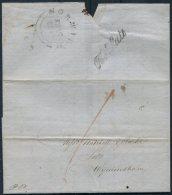 1840 GB Norwich - Wymondham TOO LATE - ...-1840 Prephilately