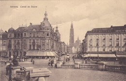 Antwerpen,  Anvers, Canal Au Sucre (pk49348) - Antwerpen