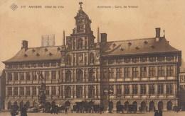 Antwerpen,  Anvers, Hotel De Ville (pk49349) - Antwerpen