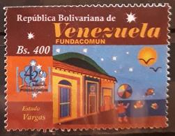 VENEZUELA 2004 The 42nd Anniversary Of FUNDCOMUN. USADO - USED. - Venezuela