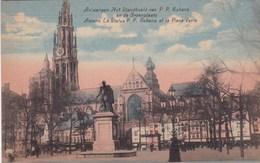 Antwerpen,  Anvers, Het Standbeeld Van P.P. Rubens (pk49356) - Antwerpen