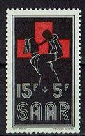 Saarland 1955 // Mi. 360 ** (024..681) - 1947-56 Protectorate