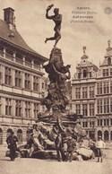Antwerpen,  Anvers, Fontaine Brabo (pk49357) - Antwerpen
