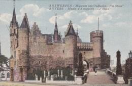 Antwerpen,  Anvers, Museum Van Oudheden, Het STeen (pk49360) - Antwerpen