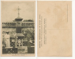 KU-TCHENG-ING - MISSIONE FRANCESCANA DI IUT-ZE #202 - Cina