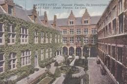 Antwerpen,  Anvers, Museum Plantin, De Binnenplaats (pk49362) - Antwerpen