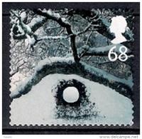 Great Britain 2003 - Merry Christmas - Self-Adhesive Stamps - 1952-.... (Elizabeth II)