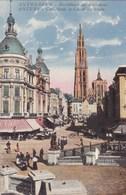 Antwerpen,  Anvers, Hoofdkerk En Suikerrui (pk49368) - Antwerpen