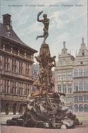 Antwerpen,  Anvers, Fontein Brabo (pk49371) - Antwerpen
