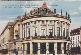 Antwerpen,  Anvers, Koninklijke Fransche Schouwburg (pk49372) - Antwerpen