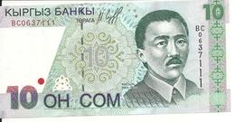 KIRGHIZISTAN 10 SOM 1997 UNC P 14 - Kirghizistan