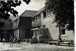 COXYDE-KOKSIJDE-SAINT-IDESBALD-HOME SOCIALISTE LE LYS ROUGE-entrée Du Bâtiment Principal - Koksijde