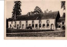 4. - COURTENAY. - Le Rendez-vous De Chasse De La Jacqueminière. (voiture Ancienne) - Courtenay
