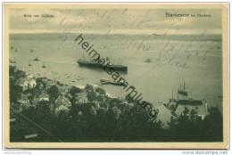 Hamburg-Blankenese - Blick Vom Süllberg Gel. 1909 - Blankenese