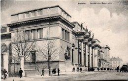 BRUXELLES-MUSEE DES BEAUX-ARTS-NON VIAGGIATA - Musei