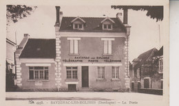 SAVIGNAC LES EGLISES     LA POSTE - France