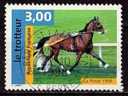 FRANKREICH Mi. Nr. 3327 O (A-6-2) - Frankreich