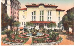 POSTAL   ORAN -ARGELIA  - LA POST  (CORREOS) - Argelia