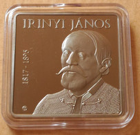 !! 2017.05.18. Irinyi János Születésének 200. évfordulója PP - 2000 HUF UNC CuNi - Inventor Of Safety Matches - Hungary