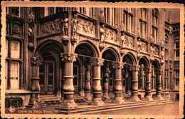 79247) CARTOLINA DI LIEGE-ENTREE DU PALAIS PROVINCIAL-VIAGGIATA - Liège