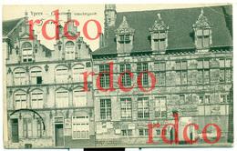 BELGIQUE Ypres, La Petite  Conciergerie; Belgium - Altri