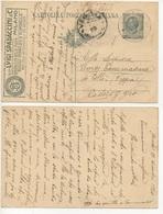 LUIGI SPADACCINI & C. Cartolina Pubblicitaria #59 - Pubblicitari