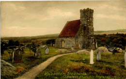 CLEVELAND - REDCAR - UPLEATHAM OLD CHURCH Cl33 - Other