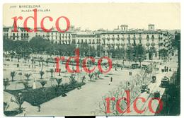 ESPAÑA BARCELONA, Plaza Cataluña; Spain - Barcelona