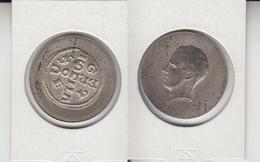 Belgique Médaille Officielle 1965 Argent Millénaire Du Monnayage à Bruxelles - Belgique