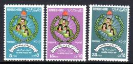 IRAK - 1976 - N° 791/3 ** Journée De La Police - Iraq