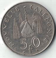 NOUVELLE CALEDONIE - 50F DE 1967. - Nouvelle-Calédonie