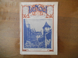 LE NOËL REVUE HEBDOMADAIRE ILLUSTREE POUR LA JEUNESSE FEMININE DU 10 MAI 1934 L'EGLISE SAINT JULIEN LE PAUVRE A PARIS,LA - Livres, BD, Revues