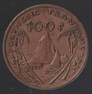POLYNESIE FRANCAISE - 100F DE 1986. - Frans-Polynesië