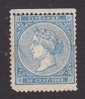 Cuba, Scott #32, Used, Queen Isabella II, Issued 1868 - Cuba (1874-1898)