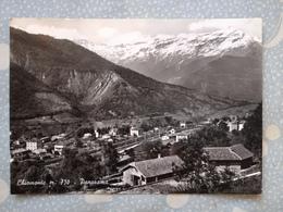 75TO ) Cartolina Di Chiomonte - Italie
