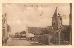 Wachtebeke - Overslag : De Gemeenteplaats - Wachtebeke