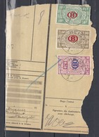 Fragment Met Moustachestempel Heist - 1923-1941