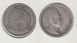 EGYPTE 5 Piastres 1923 H 1341  Egypt  KM#336 - Egypt