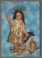 EH1308b GESU BAMBINO TARANTO CONFRATERNITADEL NOME SS. DI DIO Formato Cartolina - Religion & Esotericism