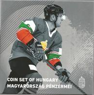 Hungary 2018 PROOF COIN SET IIHF ICE HOCKEY WORLD CHAMPIONSHIP - Hungary